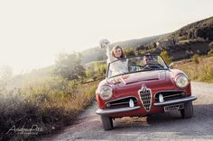 Wedding Car - Alfa