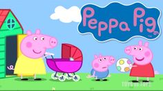 Peppa Pig The Baby Piggy The Cycle Ride Series 2 Episode 31 32