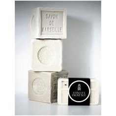 marseille soap bar by Concept Provence