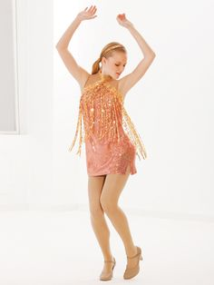 Show Me How You - Style 0332 | Revolution Dancewear Jazz/Tap Dance Recital Costume