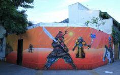 ICE – Samurai @ Buenos Aires, Argentina (2013)