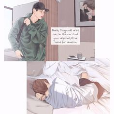 Chanbaek Fanart, Exo Chanbaek, Kpop Fanart, Exo Ot12, K Pop, Exo Fan Art, Boy Illustration, Baekhyun Chanyeol, Kpop Exo