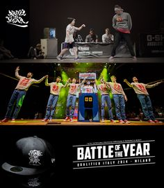 Battle of the Year + HipHop International + Passa il microfono - 14/15 giugno 2014 @Sharon Daniel Milano