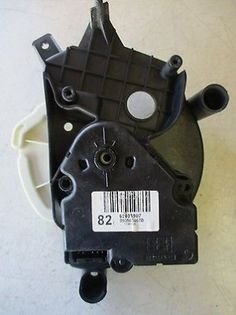 cool 3870 Full Size Chevrolet NO AC Heater Blower Motor
