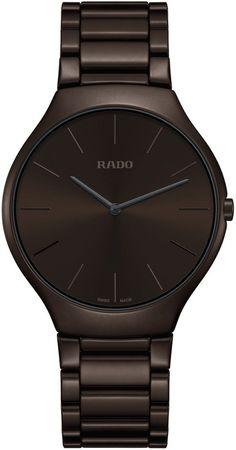 6f90d222fa2 Rado Watch True Thinline Colour R27269302 Watch