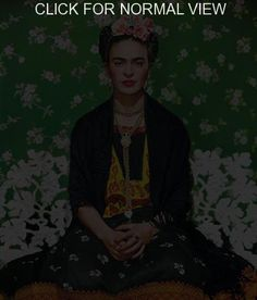 Just breathtaking...she had a mystique about her...Frida Kahlo