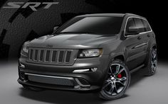 2013-Jeep-Grand-Cherokee-SRT8-Vapor-Edition-front-view