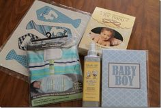 Newborn BabyBundle Gift Box review on Sweet Tooth Sweet Life