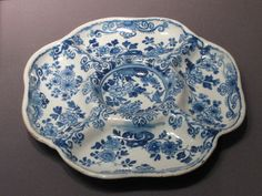 ©Leoboudv, This beautiful and uniquely designed blue and white faience plate is. ©Leoboudv, This beautiful and uniquely designed blue and white faience plate is a Holitsch Slovaki Idea Generation, Decorative Plates, Objects, Blue And White, Pottery, China, European Countries, Ceramics, Anthropology