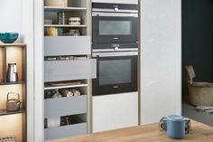 CONCRETE-C › Wood › Modern style › Kitchen › Kitchen | LEICHT – Modern kitchen design for contemporary living