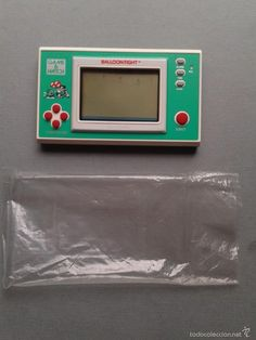 NINTENDO GAME&WATCH WIDESCREEN BALLOON FIGHT BF-107 NEW UNUSED MINT…