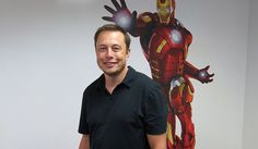 Elon Musk: Wall Street Journal article is incorrect --- Iron Man Elon Musk