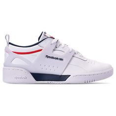 pretty nice 84e86 66d63 Reebok Clothes, White Reebok, Exclusive Shoes, Leather High Tops, High Top  Sneakers, Mens Fitness, Casual Shoes, Casual Outfits, Designer Shoes