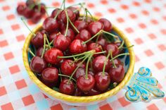 Cherries in Limoncello by La Tavola Marche