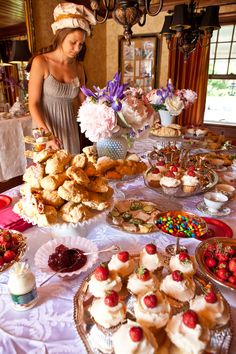 Lund's 3rd Annual Mad Hatter's Tea & Bubbly   Party and Event GuideParty Ideas Blog   Event Services Directory   Party and Event Guide