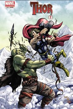 Marvel Universe Thor Comic Reader 2 (Marvel Comic Readers) @ niftywarehouse.com