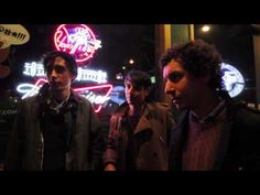 Indie Italy interviews Brothers In Law in NYC... Italian music