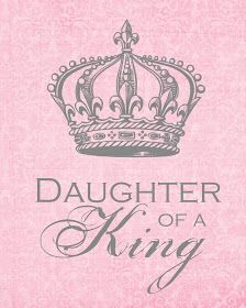 Daughter of a King |Pinned from PinTo for iPad|
