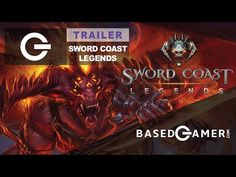 Sword Coast Legends - E3 2015 Trailer - BasedGamer Game Trailers - BasedGamer Blog Tags: Gaming, Indie game, games, video games, youtube Indie Games, Trailers, Sword, Legends, Video Games, Coast, Gaming, Tags, Videos