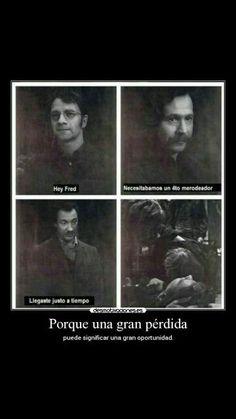 Frases y curiosidades de Harry Potter que te hacen llorar o reir (con imagenes bonitas) - Frase 21 - Wattpad