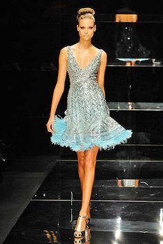 Elie Saab Spring 2008 Haute Couture Collections