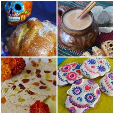 18 Traditional Day of the Dead Recipes | Spoonful #DiadelosMuertos #DayoftheDead #recipes