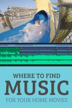 Where to Find Music for your Home Movies
