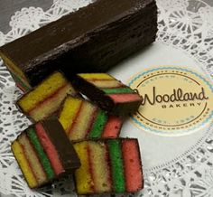 How to Make Professional Bakery Rainbow Cookies by Woodland Bakery- Best recipes on the net!
