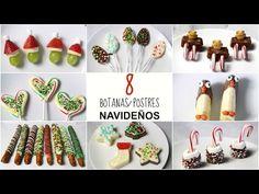5 postres navideños que querrás hacer con vídeos incluidos | Manualidades
