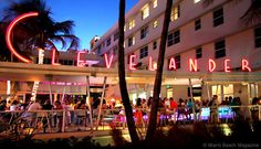 Miami South Beach - Clevelander Hotel