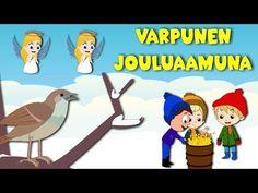 Varpunen Jouluaamuna | Lasten joululaulut | Kauneimmat joululaulut - YouTube