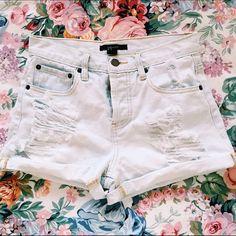 F21 denim size 25 Denim Forever 21 Shorts Jean Shorts