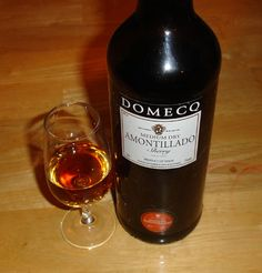 Amontillado - Sherry Wine <3