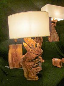 De raiz - design e arte: Candeeiros de mesa