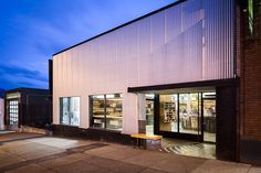 Post Projects: Brassneck Brewery