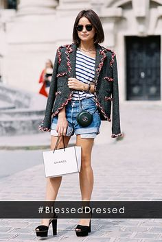 11 Fashion Girl Hashtags That Should Exist via @WhoWhatWear