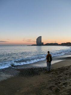 #barcelona #barcelonabeach #spain #espanja