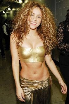 Shakira, too pretty