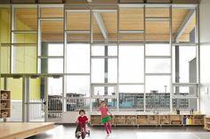 SFU UniverCity Childcare / HCMA