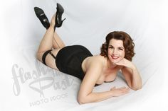 Flash in the Past Studio in Tuscon, Arizona. Some fantastic pin-up photography of everyday ladies is done by these peeps. Would love to do this kind of work in New England...