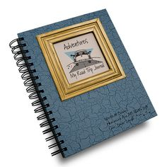 Discover the adventure of the open road whether it is a one day getaway or a 10-day expedition. Wherever you decide to go... write down your amazing adventures in this fun new journal designed to capture all your memories by logging in all the details of each and every road trip.
