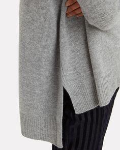 Derek Lam 10 Crosby Boxy Crewneck Sweater | INTERMIX®