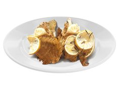 Hummus-crusted chicken with rosemary and lemon Redbook