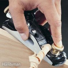 Nothing beats a handy little block plane for simplicity and convenience. It's versatile enough to perform all kinds of cutting and shaping tasks, yet small enough to fit in a tool pouch. And it's perfectly shaped to use with one hand. In this article, you'll learn how to use a block plane and find tips for sharpening and buying them.