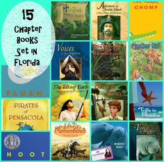 Teaching star students: 15 Chapter Books Set in Florida for 4th Graders