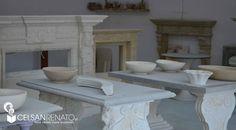Vicenza stone Showroom || The harmony of Vicenza stone, balancing tradition with a modern outlook || L'armonia della pietra di Vicenza tra tradizione e modernità