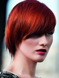 Latest Punk Hair Color Ideas  I love this color. <3