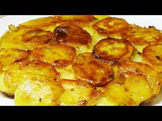 Nu am mâncat niciodată cartofi atât de buni! Cina gata în 10 minute! - YouTube Quick Easy Dinner, Easy Dinner Recipes, Fun Recipes, Cooking Tips, Cooking Recipes, How To Cook Potatoes, Le Diner, Potato Recipes, Macaroni And Cheese
