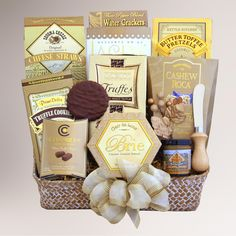 Thanks a Million! Gift Basket | World Market