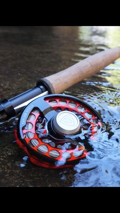 Passion for the water! Beautiful affordable Fly Fishing reels!